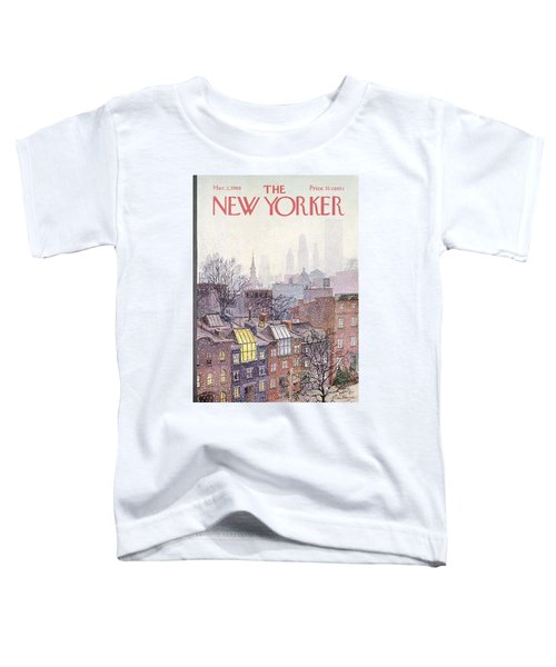 In The Borough Toddler T-Shirt