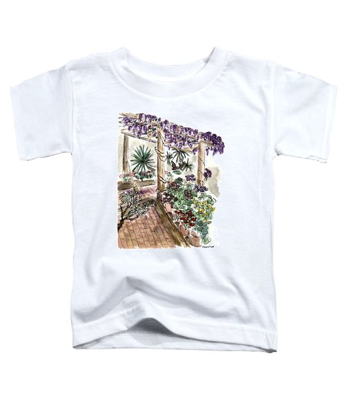 In The Greenhouse Toddler T-Shirt