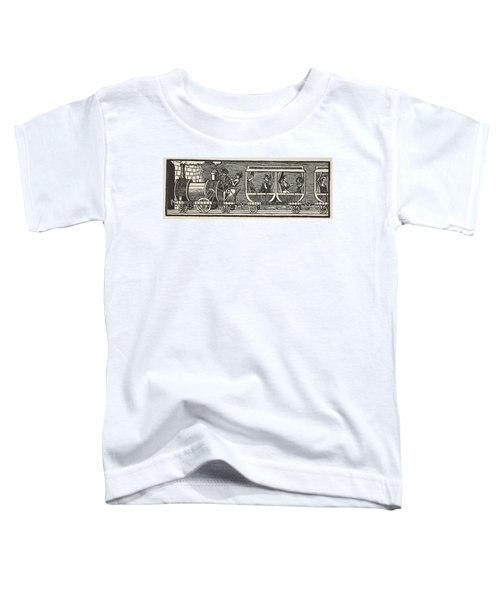 Inauguration Of The Railway Toddler T-Shirt