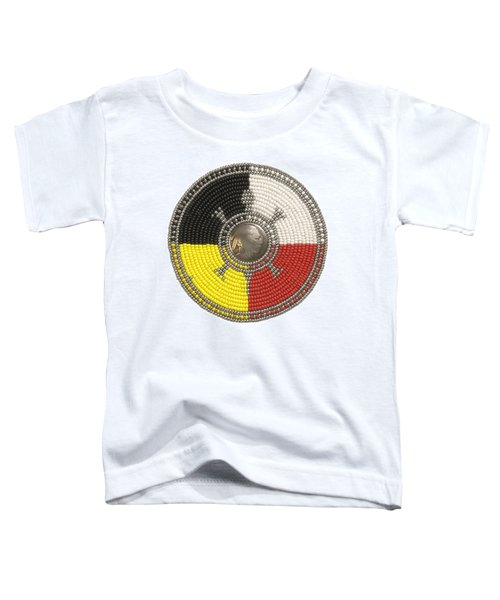 Indian Head Turtle Toddler T-Shirt