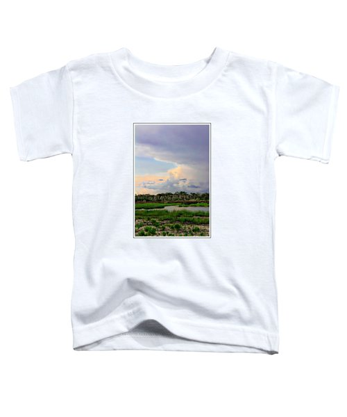 Intracoastal Colours Toddler T-Shirt