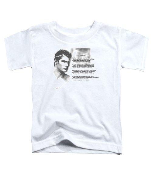 Invictus Toddler T-Shirt