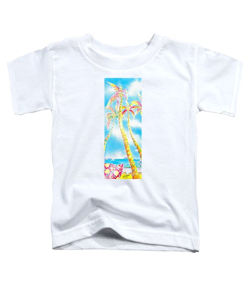 Island Breeze Toddler T-Shirt
