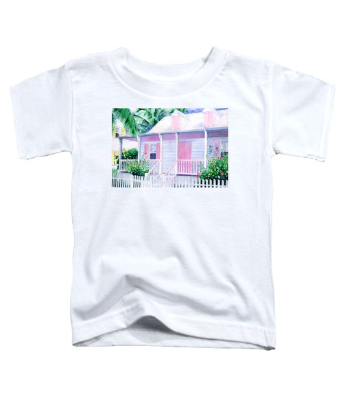 Island Charm Toddler T-Shirt