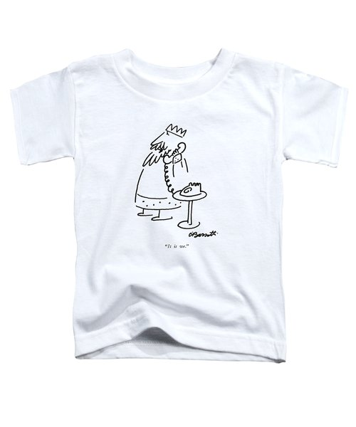 It Is We Toddler T-Shirt