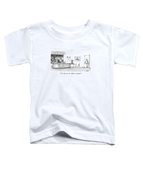 It's Only Toddler T-Shirt