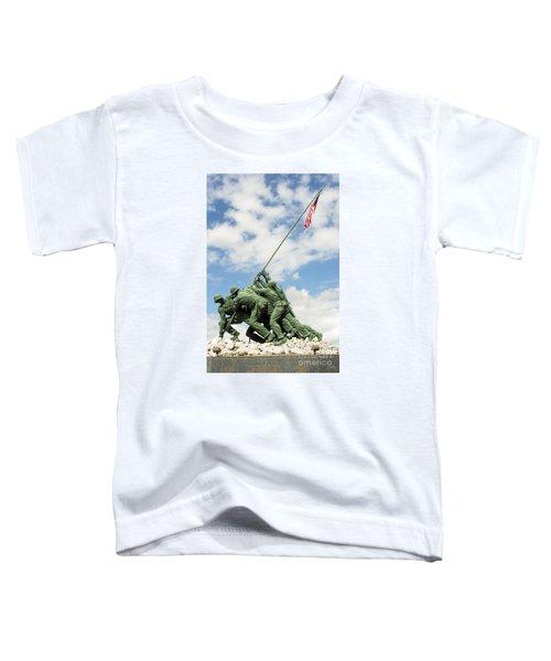 Iwo Jima Monument II Toddler T-Shirt