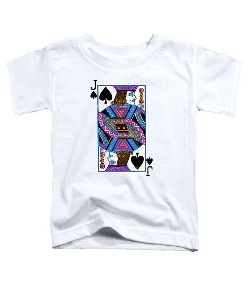 Jack Of Spades - V3 Toddler T-Shirt