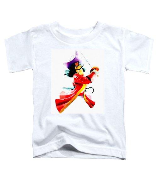 James Toddler T-Shirt