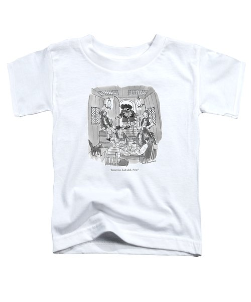 Jazzercise, Lido Deck, 4 P.m Toddler T-Shirt