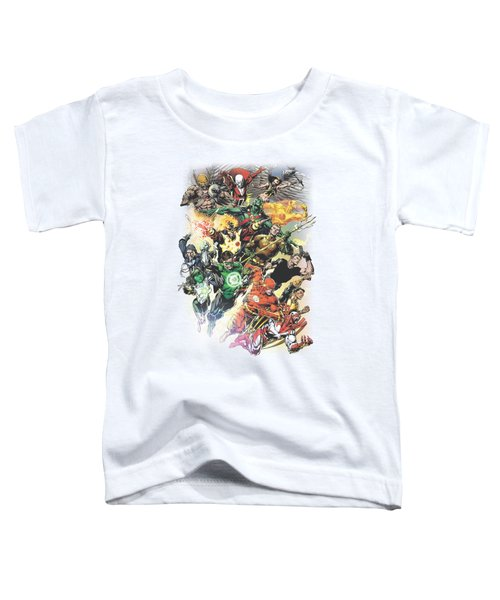 Jla - Brightest Day #0 Toddler T-Shirt