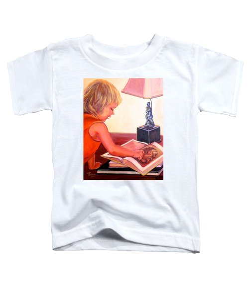 Jojo And Renoir Toddler T-Shirt