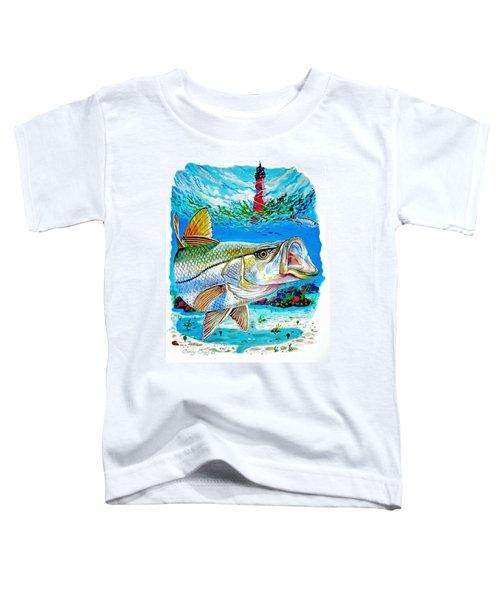 Jupiter Snook Toddler T-Shirt