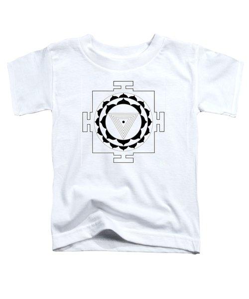 Kali Yantra Toddler T-Shirt