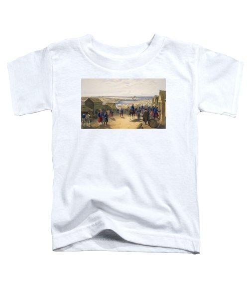 Kamiesch, Plate From The Seat Of War Toddler T-Shirt