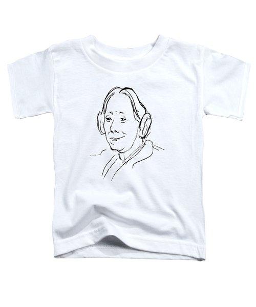 Karen Horney (1885-1952) Toddler T-Shirt