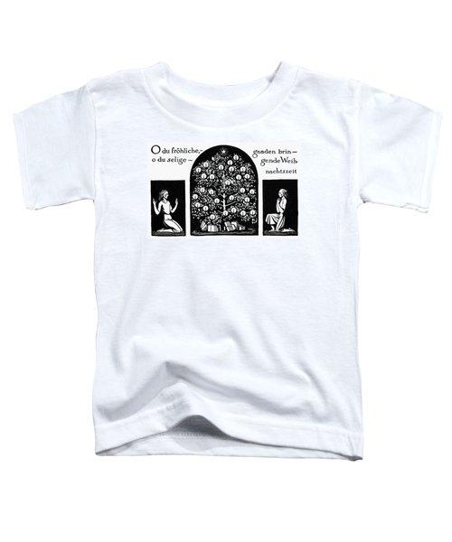 Kent Christmas, 1924 Toddler T-Shirt