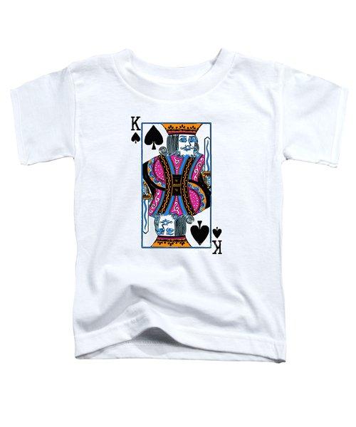 King Of Spades - V3 Toddler T-Shirt