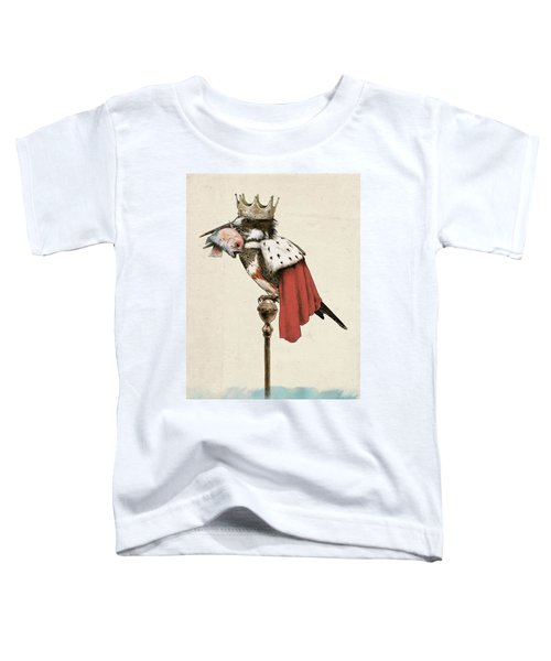 Kingfisher Toddler T-Shirt