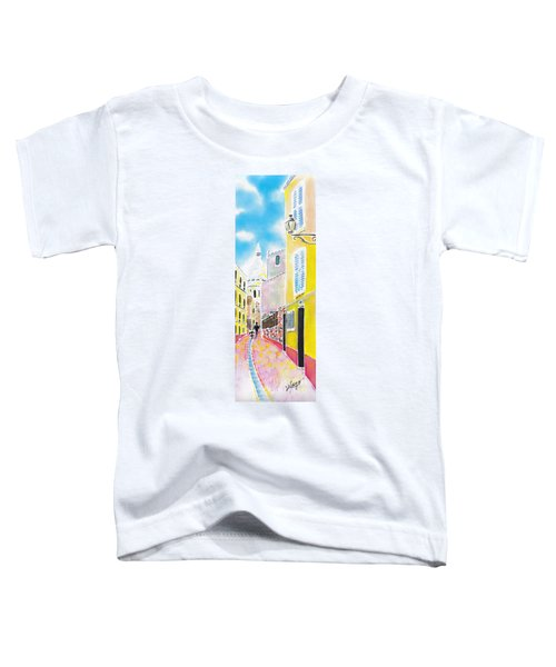 La Butte Montmartre Toddler T-Shirt