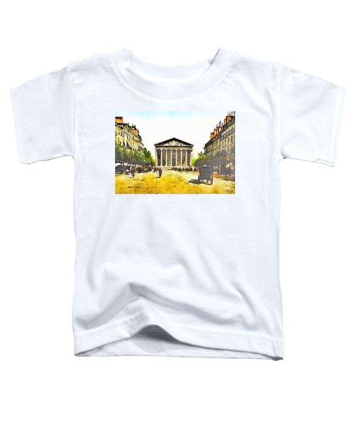 La Madeleine 1890 Toddler T-Shirt