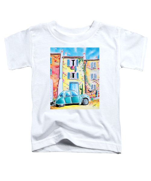 La Maison De Copain Toddler T-Shirt