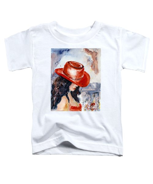 The Red Hat Toddler T-Shirt