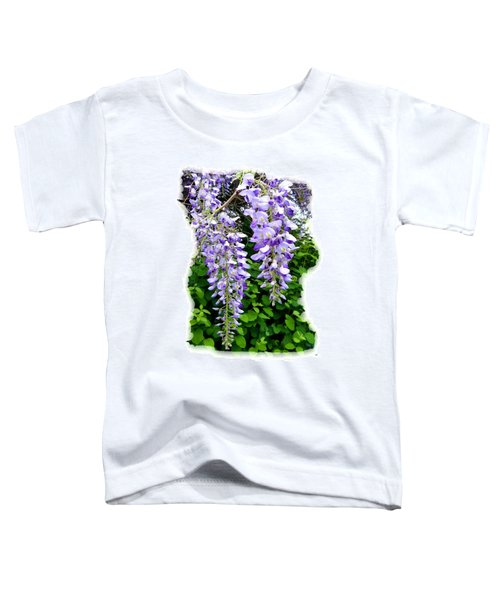 Lake Country Wisteria Toddler T-Shirt