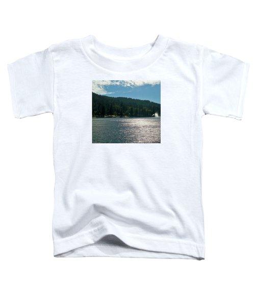 Lake Gregory Toddler T-Shirt