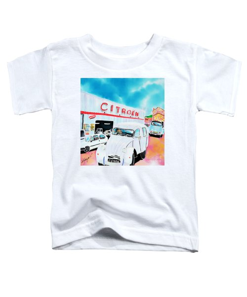 Le Garage Toddler T-Shirt