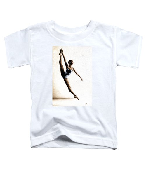 Leap Of Faith Toddler T-Shirt