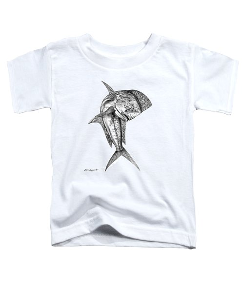 Leaping Dolphin  Toddler T-Shirt