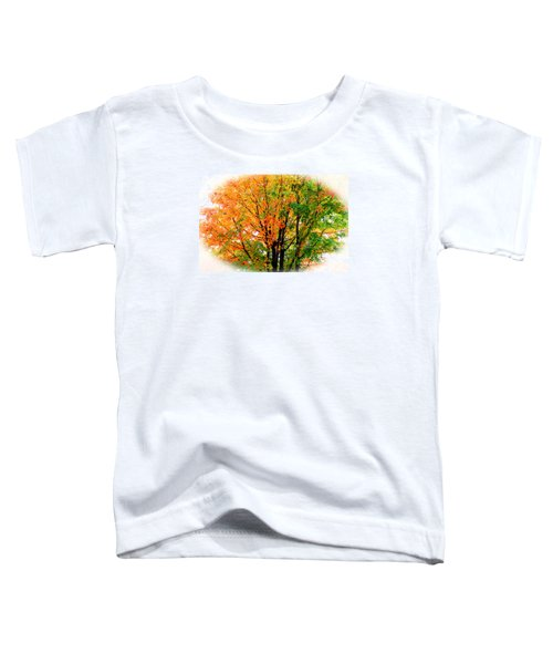 Leaves Changing Colors Toddler T-Shirt