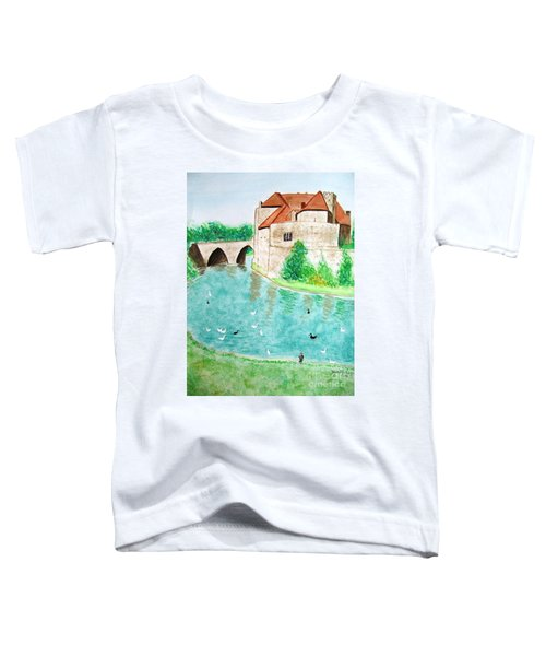 Leeds Castle  Toddler T-Shirt