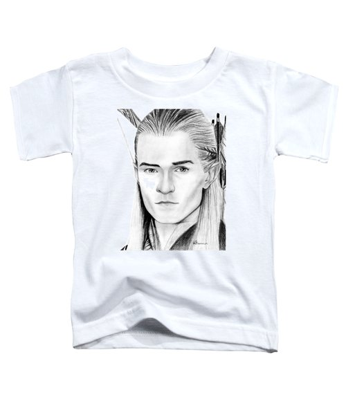 Legolas Greenleaf Toddler T-Shirt