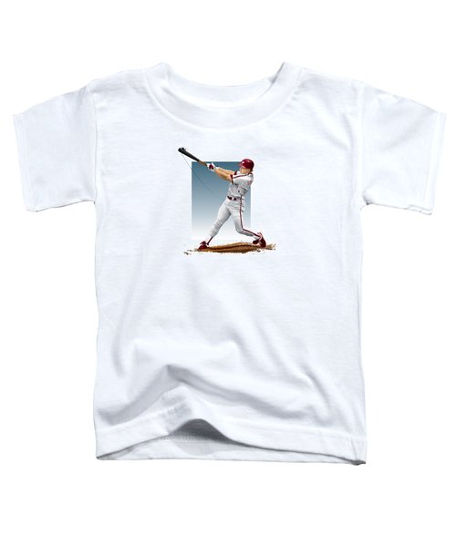 Lenny Dykstra Toddler T-Shirt
