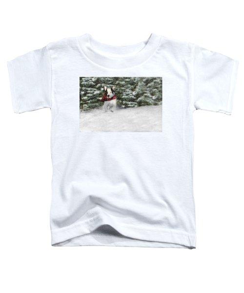 Snow Day Toddler T-Shirt