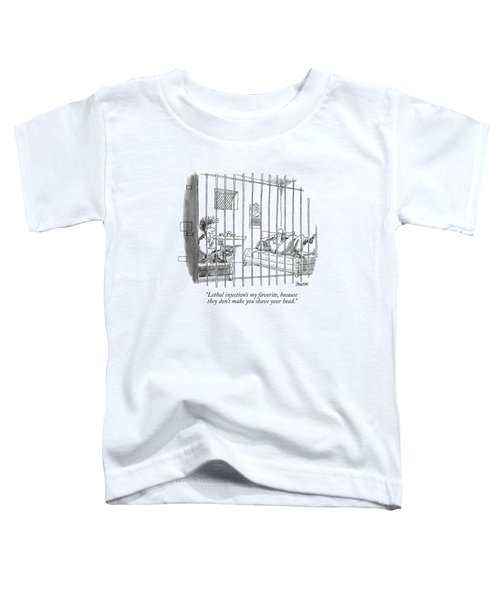 Lethal Injection's My Favorite Toddler T-Shirt