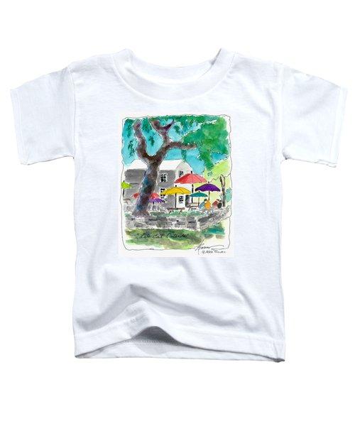 Let's Eat Outside Toddler T-Shirt