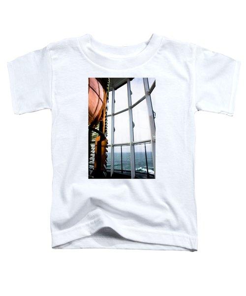 Lighthouse Lens Toddler T-Shirt