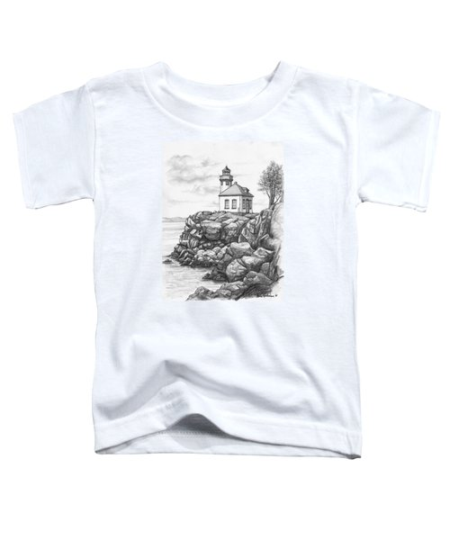 Lime Kiln Lighthouse Toddler T-Shirt