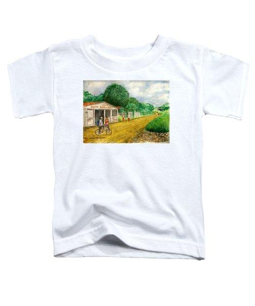 Limon Costa Rica Toddler T-Shirt