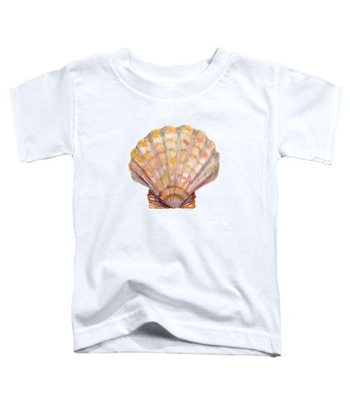Lion's Paw Shell Toddler T-Shirt