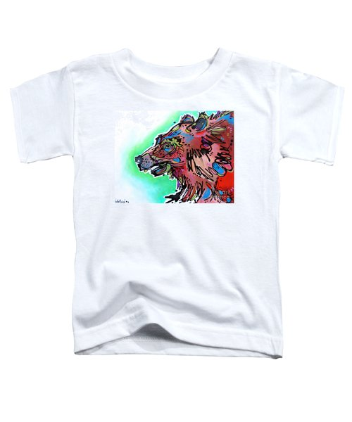 Little Griz Toddler T-Shirt