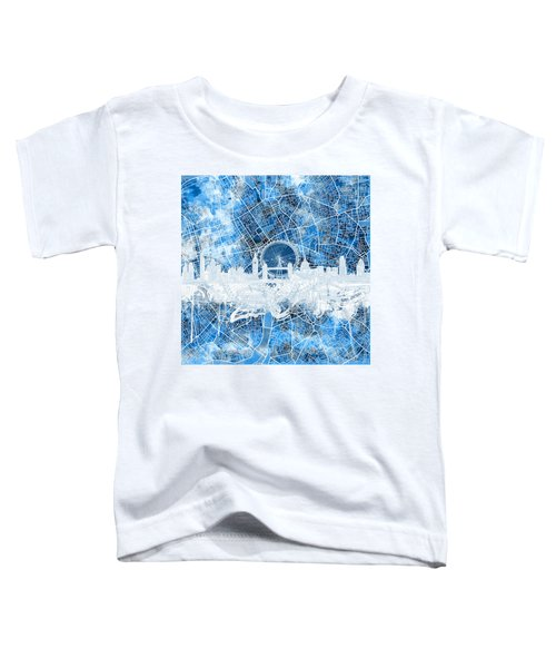London Skyline Abstract 13 Toddler T-Shirt