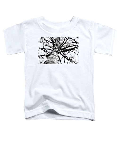 Lone Birch Toddler T-Shirt