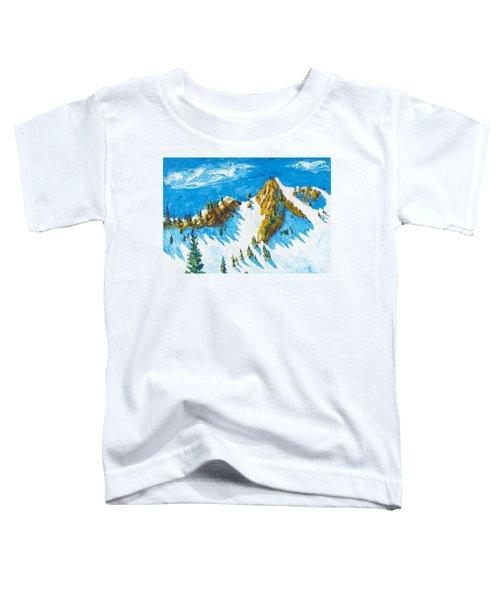 Lone Tree 1 Toddler T-Shirt
