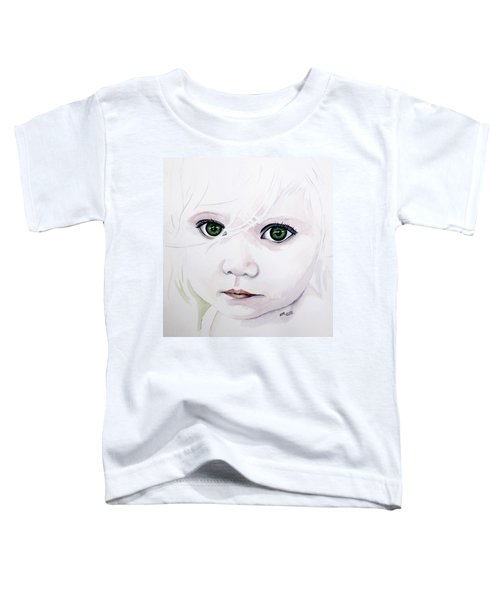 Longing Eyes Toddler T-Shirt