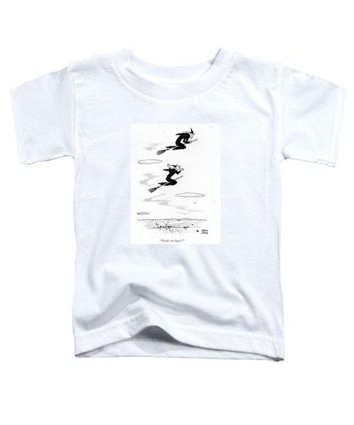 Look - No Hands! Toddler T-Shirt