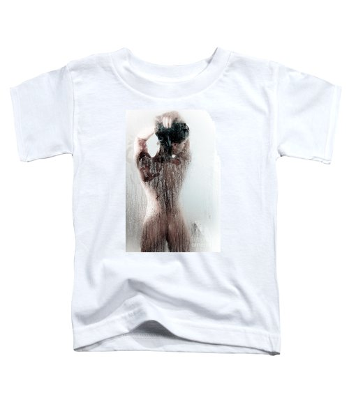Looking Through The Glass Toddler T-Shirt